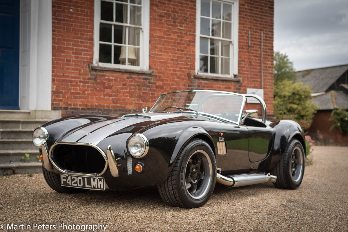 2013 Cobra 427 Replica by Pilgrim Motorsports For Sale (picture 2 of 6)
