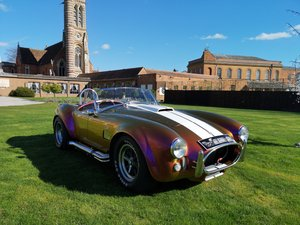 1965 Superformance MKIII Shelby Cobra 302 2dr  For Sale