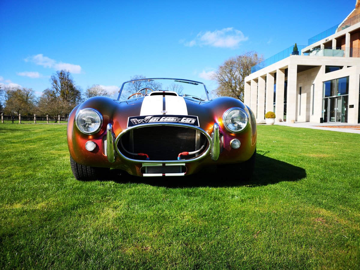 Superformance MKIII Shelby Cobra 302 2dr  For Sale (picture 2 of 6)
