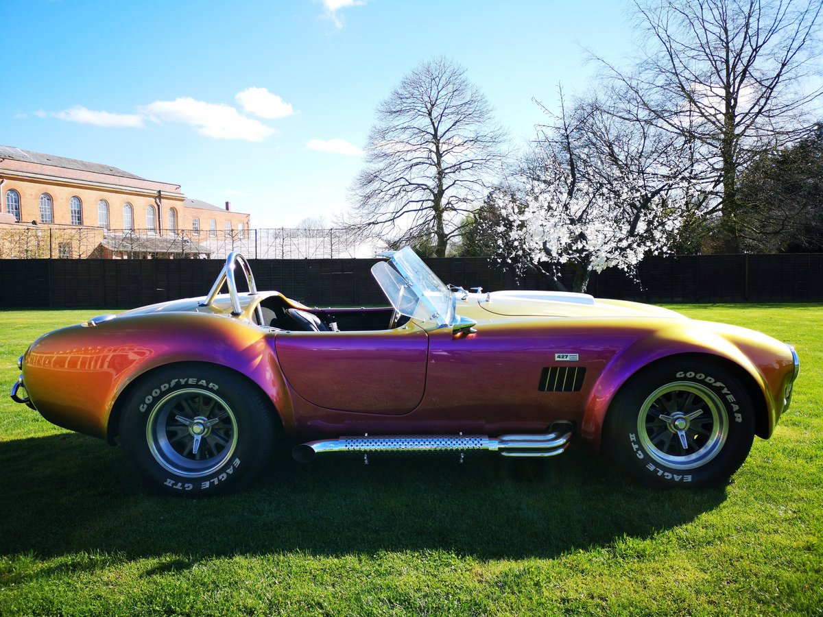 Superformance MKIII Shelby Cobra 302 2dr  For Sale (picture 3 of 6)