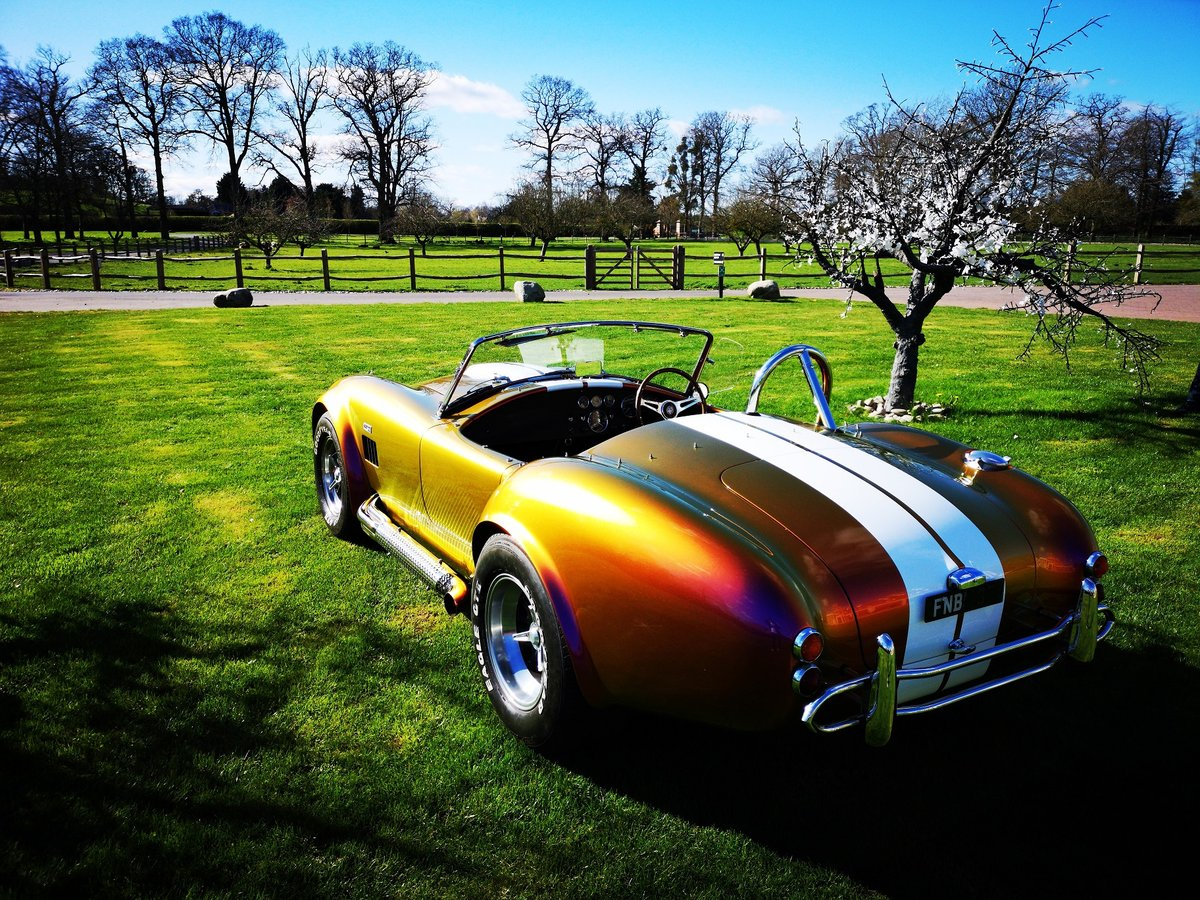 Superformance MKIII Shelby Cobra 302 2dr  For Sale (picture 4 of 6)