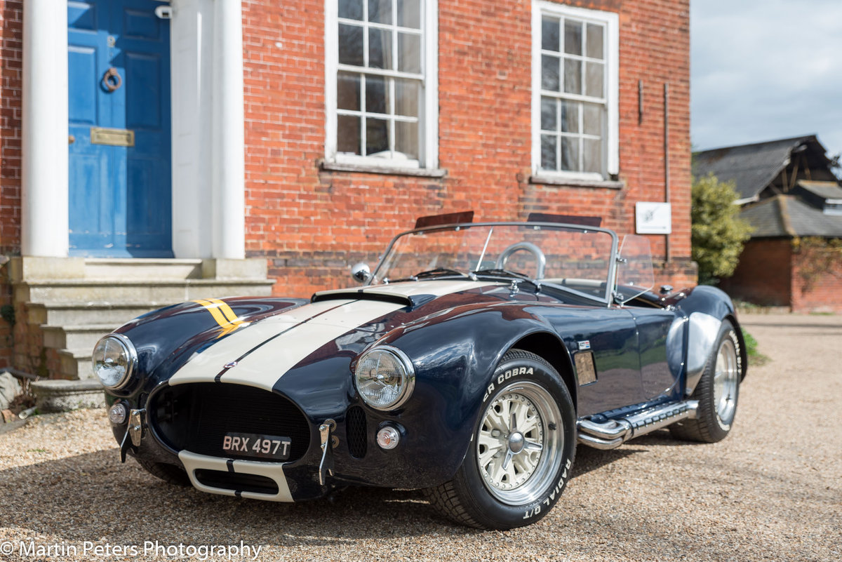 2005 Cobra 427 SC Replica by AK Sportscars For Sale (picture 1 of 6)