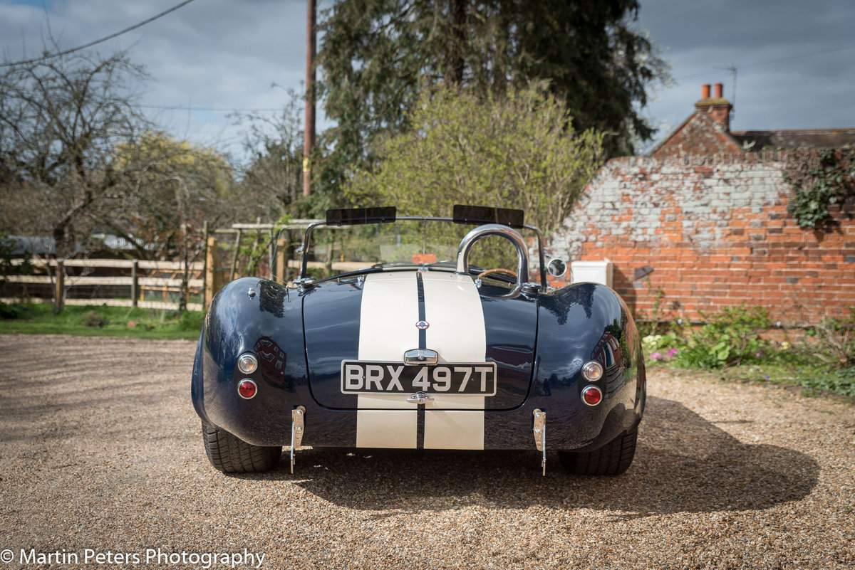 2005 Cobra 427 SC Replica by AK Sportscars For Sale (picture 6 of 6)
