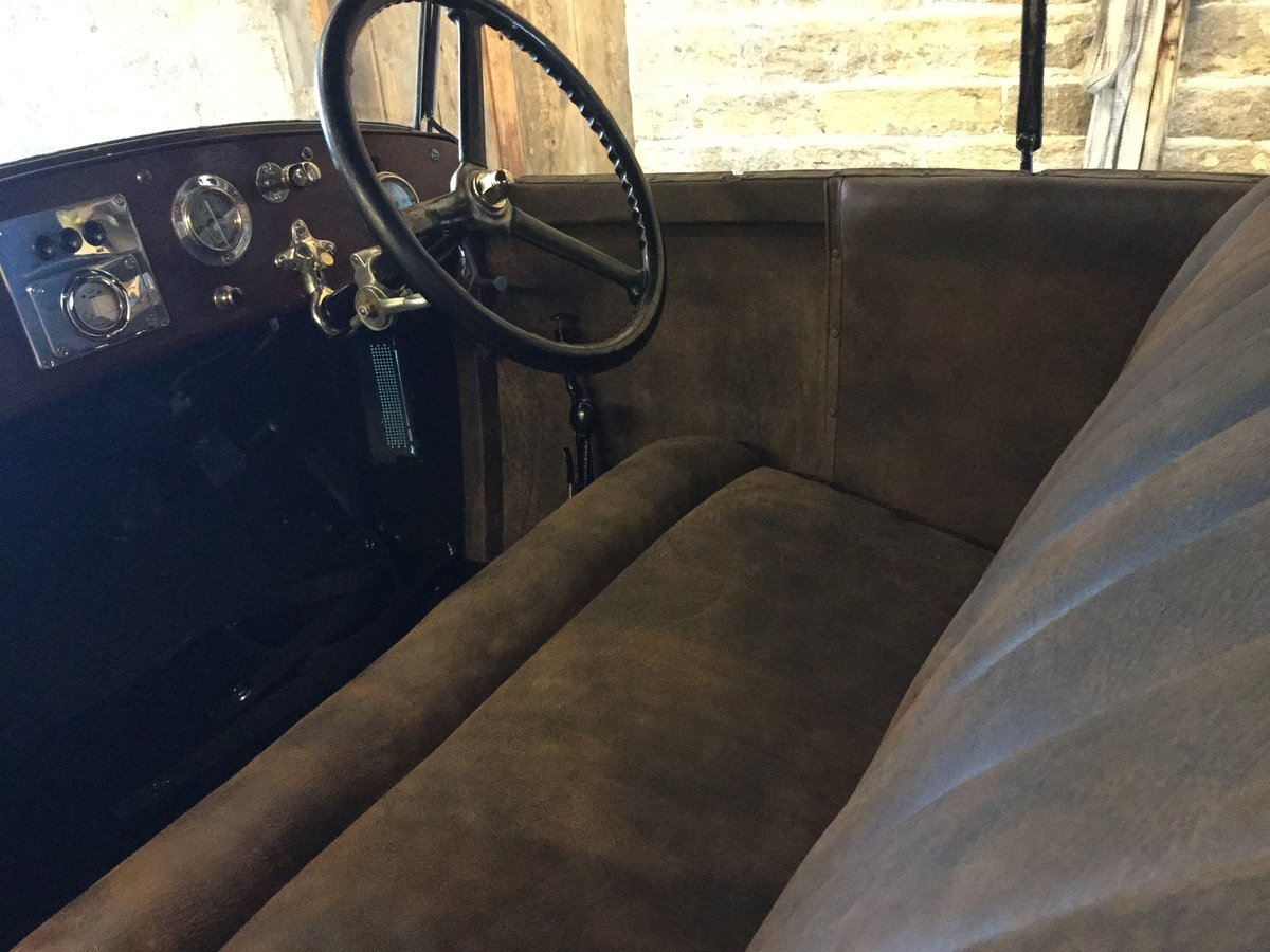 1925 AC Royal 11.9hp 4-cylinder Two-Seat and Dickey For Sale (picture 3 of 5)