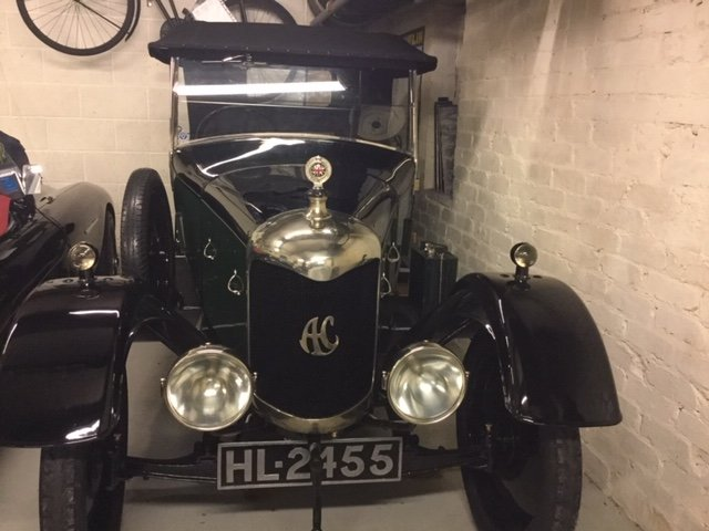 1925 AC Royal 11.9hp 4-cylinder Two-Seat and Dickey For Sale (picture 1 of 5)