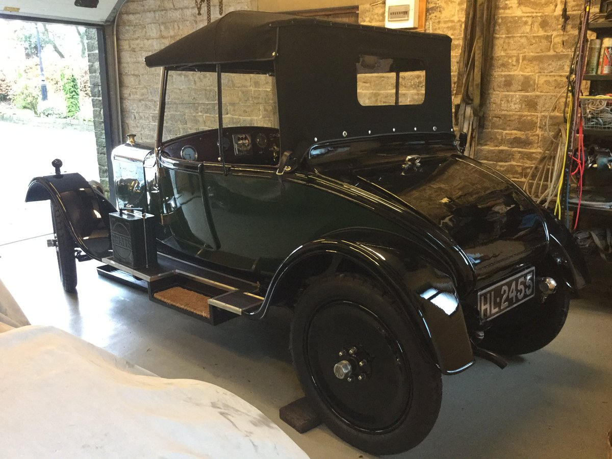 1925 AC Royal 11.9hp 4-cylinder Two-Seat and Dickey For Sale (picture 2 of 5)