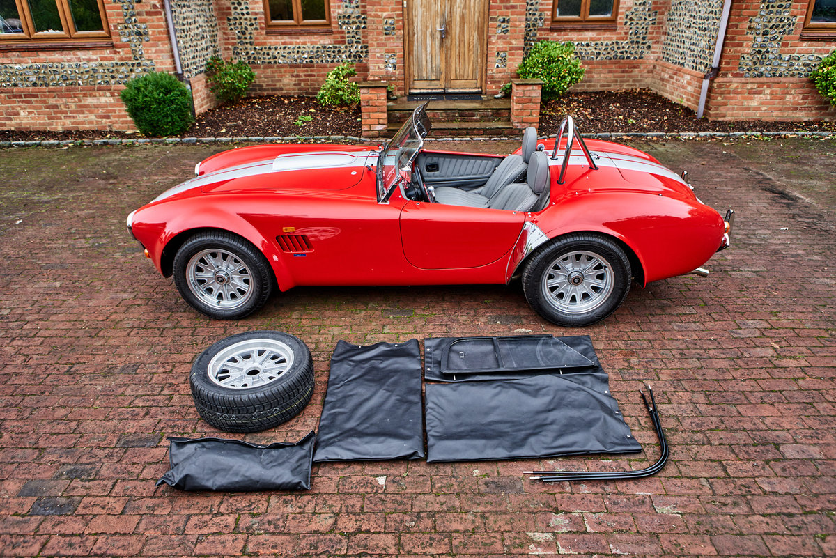 2000 LHD AC SuperBlower Cobra  For Sale (picture 2 of 6)