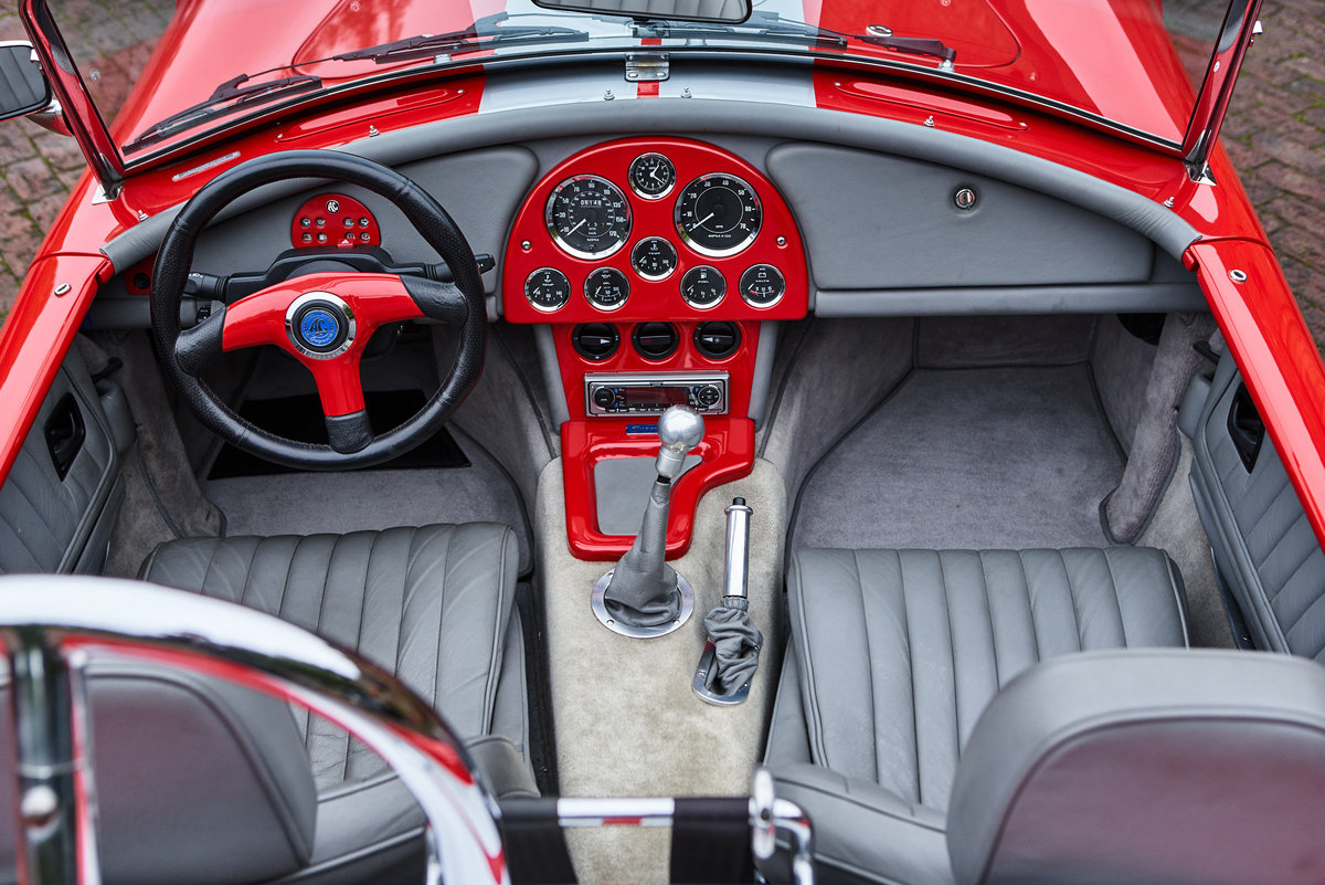 2000 LHD AC SuperBlower Cobra  For Sale (picture 3 of 6)