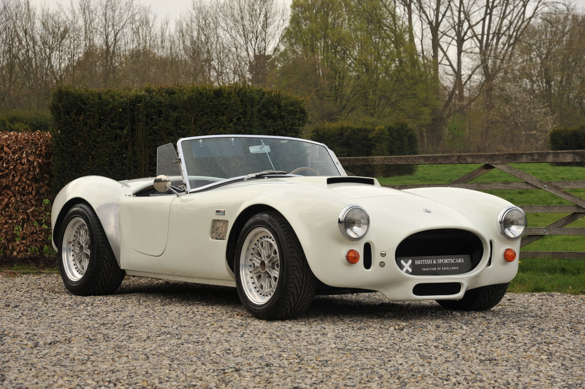AC Cobra (1963) For Sale (picture 1 of 6)