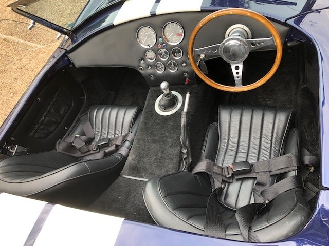 1998 Cobra 427 by Southern Roadcraft For Sale (picture 4 of 24)