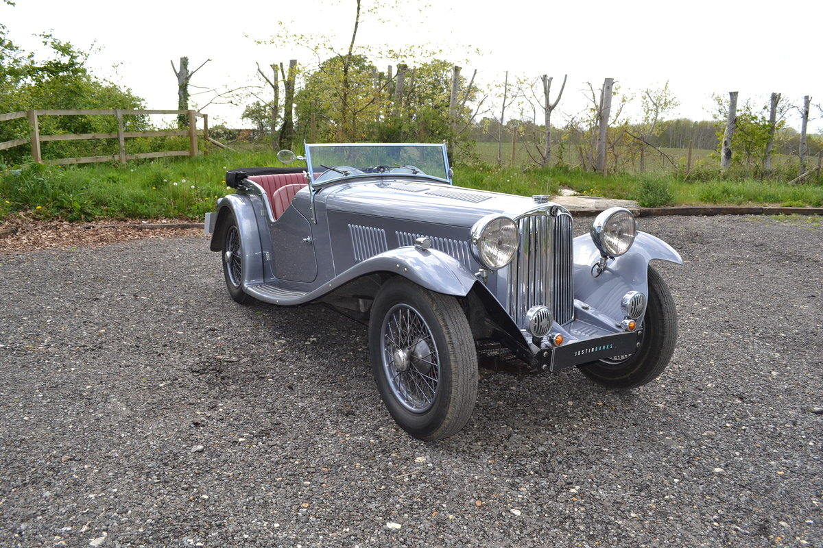 1935 AC Ace 16/90 Competition Rep RHD For Sale (picture 1 of 6)