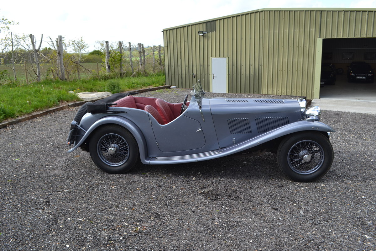 1935 AC Ace 16/90 Competition Rep RHD For Sale (picture 2 of 6)
