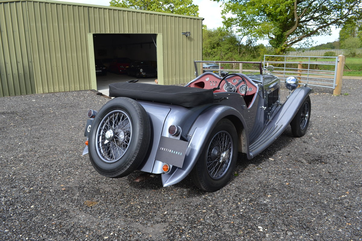 1935 AC Ace 16/90 Competition Rep RHD For Sale (picture 3 of 6)