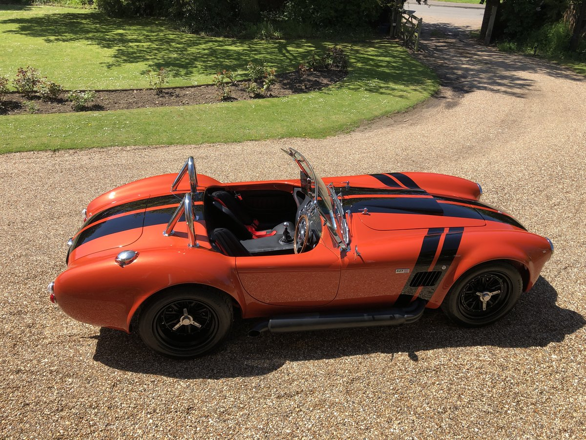 Cobra by AK Sportscars, Gen 3, LS3 V8, 2019 For Sale (picture 2 of 6)