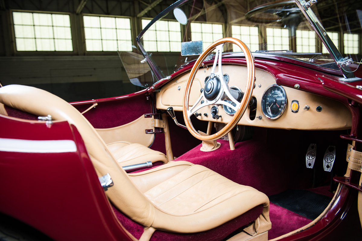 1957 AC Ace 'Bristol' For Sale (picture 4 of 6)