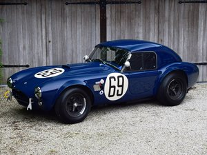 1965 Shelby Cobra 289 FIA Historic racecar For Sale