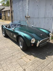 1972 Hawk AC Cobra 289
