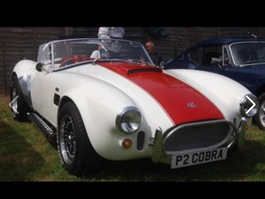 1997 AC mk1 Pilgrim Sumo Cobra For Sale