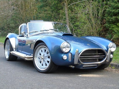 2013 Replica Cobra 6.3 LITRE LS3 POWER AND QUICK For Sale (picture 1 of 6)