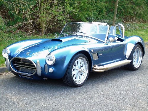 2013 Replica Cobra 6.3 LITRE LS3 POWER AND QUICK For Sale (picture 4 of 6)