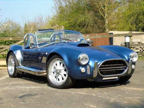 2013 Replica Cobra 6.3 LITRE LS3 POWER AND QUICK For Sale (picture 5 of 6)