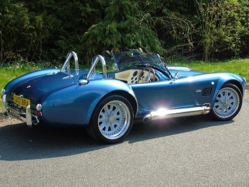 2013 Replica Cobra 6.3 LITRE LS3 POWER AND QUICK For Sale (picture 6 of 6)