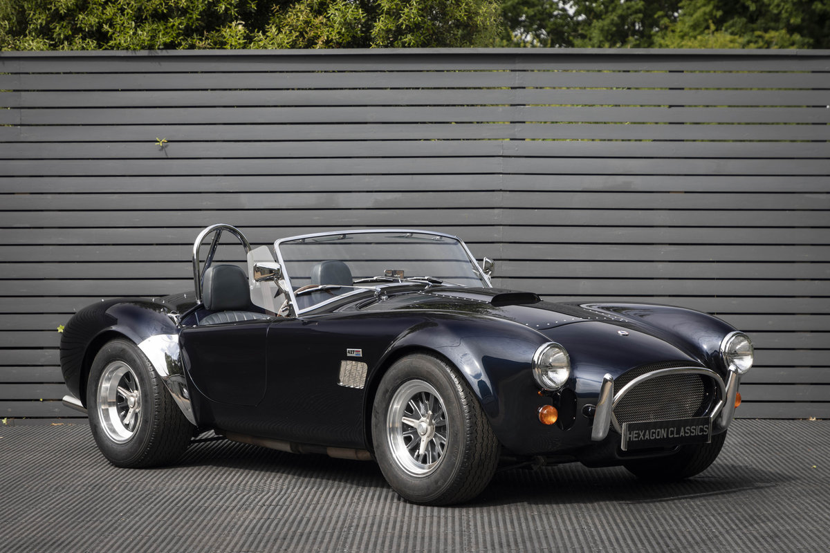1999 AC COBRA SUPERBLOWER (ALLOY BODY) For Sale (picture 1 of 23)