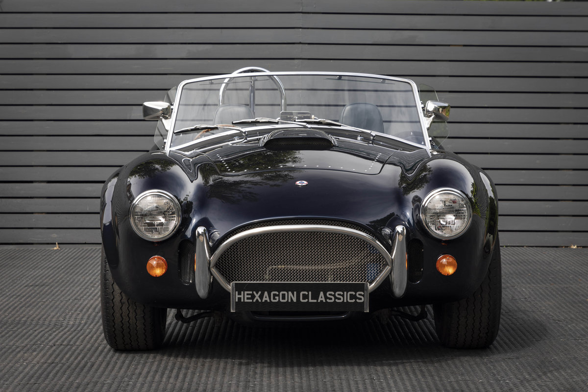 1999 AC COBRA SUPERBLOWER (ALLOY BODY) For Sale (picture 3 of 6)