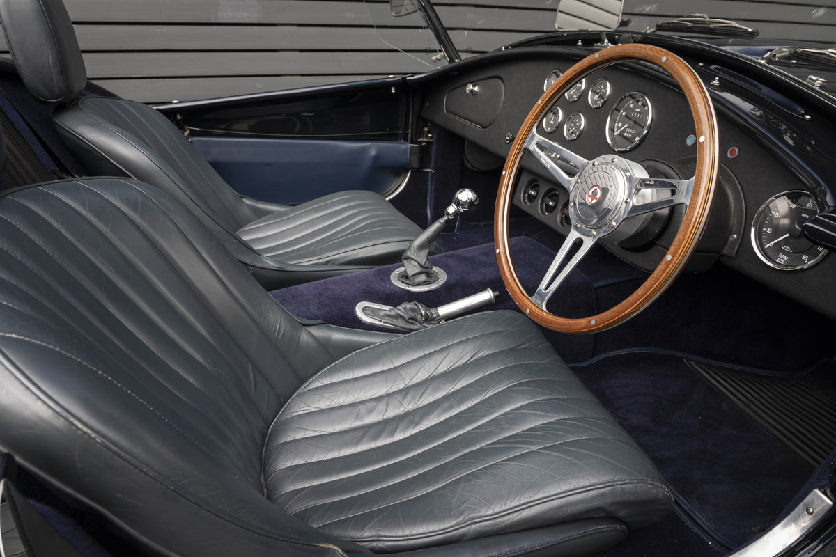 1999 AC COBRA SUPERBLOWER (ALLOY BODY) For Sale (picture 4 of 6)