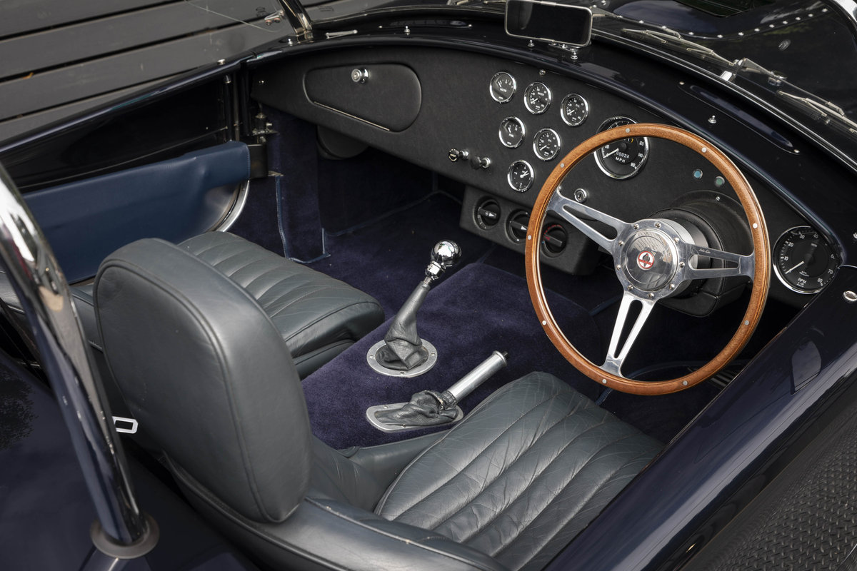 1999 AC COBRA SUPERBLOWER (ALLOY BODY) For Sale (picture 5 of 6)