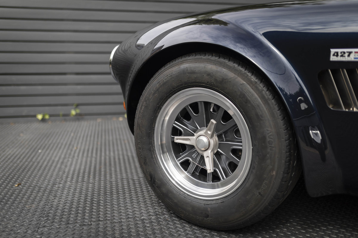 1999 AC COBRA SUPERBLOWER (ALLOY BODY) For Sale (picture 6 of 6)