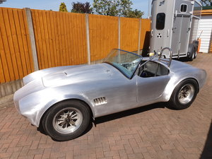 Ac cobra 289fia (aluminium body) toolroom replica