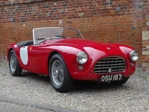 1957 AC Ace Bristol For Sale by Auction