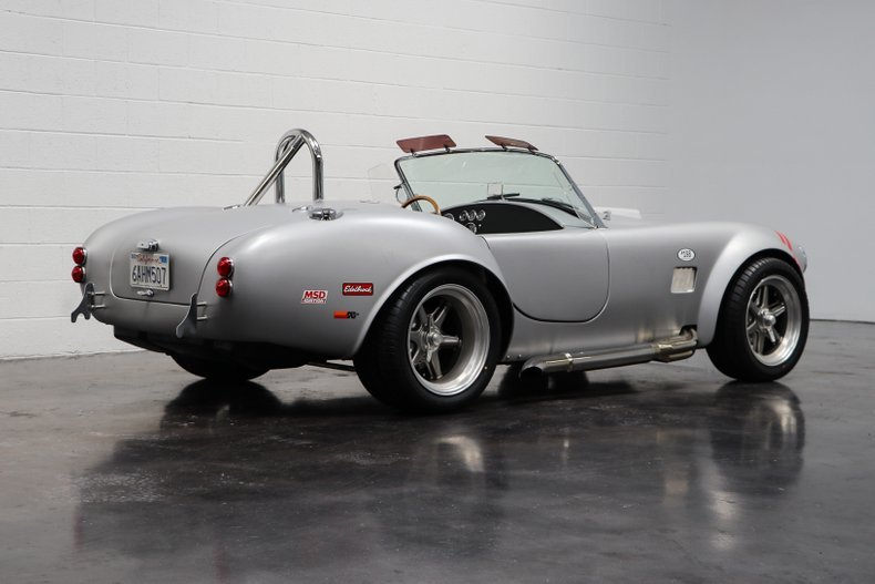 3950 2006 Cobra Factory Five Roadster Mk 3.1 = 5.0 low 1.2k miles For Sale (picture 2 of 6)