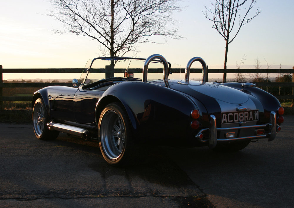 2008 AC COBRA EVOCATION BY AK CARS SOLD (picture 2 of 6)