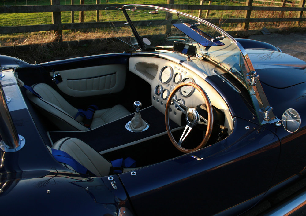 2008 AC COBRA EVOCATION BY AK CARS SOLD (picture 5 of 6)