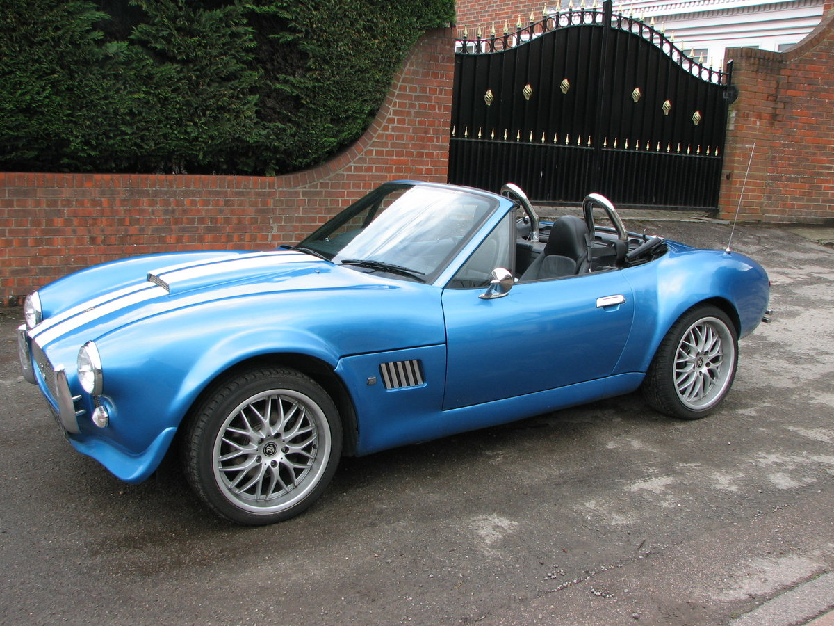 1998 AC COBRA REPLICA 2.8 - MUST SELL- PRICE REDUCED !! SOLD (picture 5 of 6)