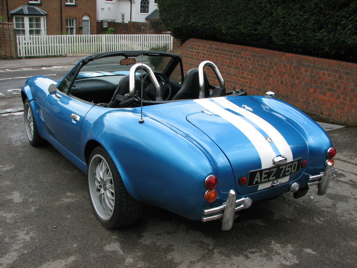 1998 AC COBRA REPLICA 2.8 - MUST SELL- PRICE REDUCED !! SOLD (picture 6 of 6)