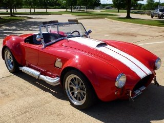 1965 BACKDRAFT COBRA AC = Fast 427R Roush 550-HP $66.7k   For Sale (picture 1 of 6)