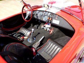 1965 BACKDRAFT COBRA AC = Fast 427R Roush 550-HP $66.7k   For Sale (picture 4 of 6)