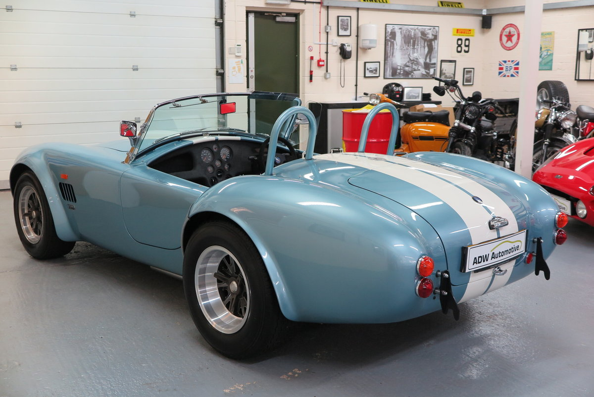 2001 AC Cobra CRS Mark 4 For Sale (picture 2 of 6)
