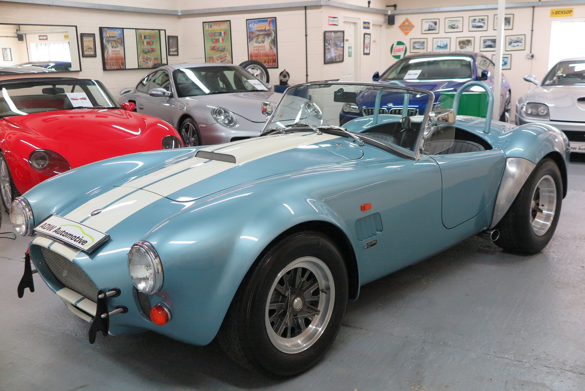 2001 AC Cobra CRS Mark 4 For Sale (picture 3 of 6)