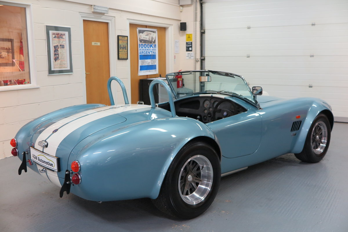 2001 AC Cobra CRS Mark 4 For Sale (picture 4 of 6)