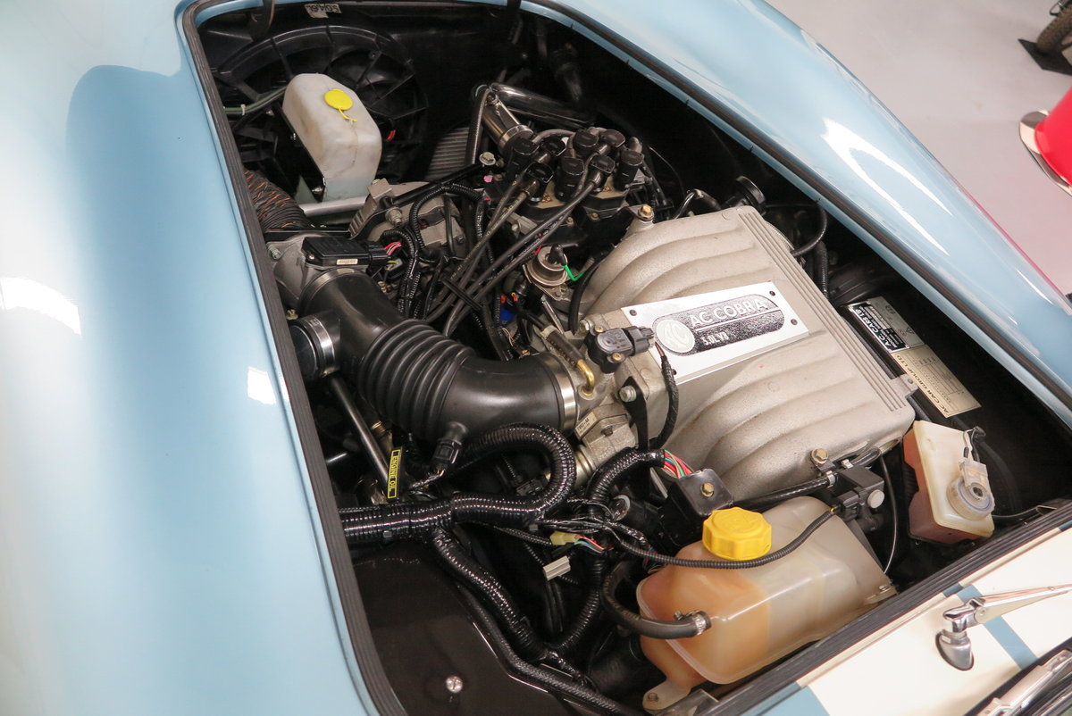 2001 AC Cobra CRS Mark 4 For Sale (picture 5 of 6)