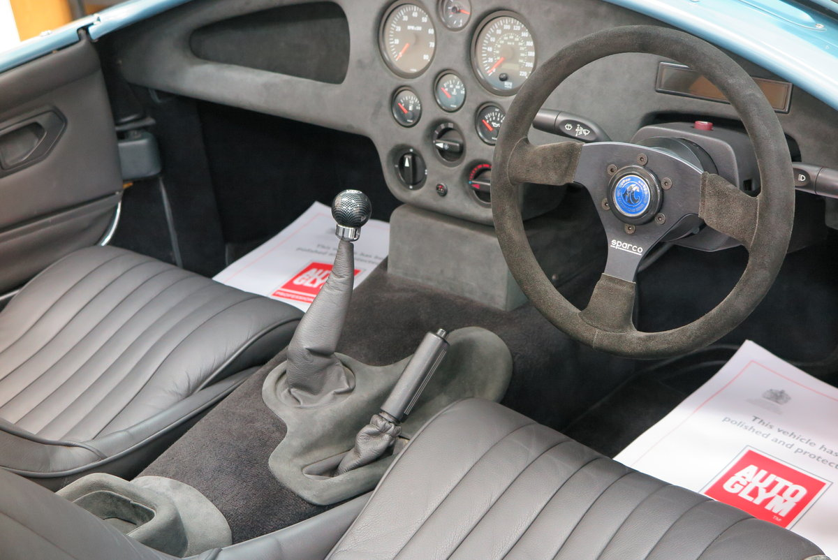 2001 AC Cobra CRS Mark 4 For Sale (picture 6 of 6)