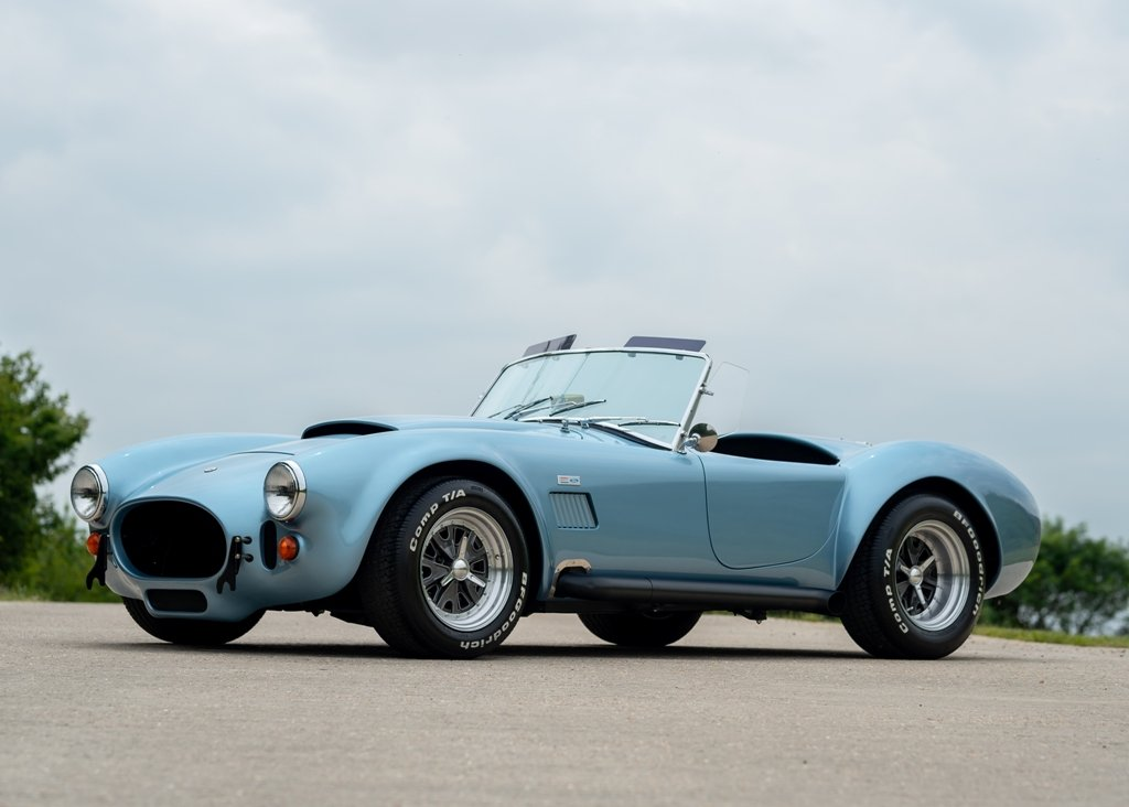 1969 AC Cobra Mk. III by Dax SOLD by Auction (picture 1 of 6)