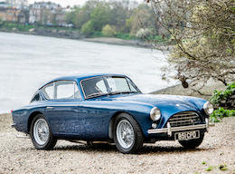 1957 AC ACECA COUPÉ For Sale by Auction