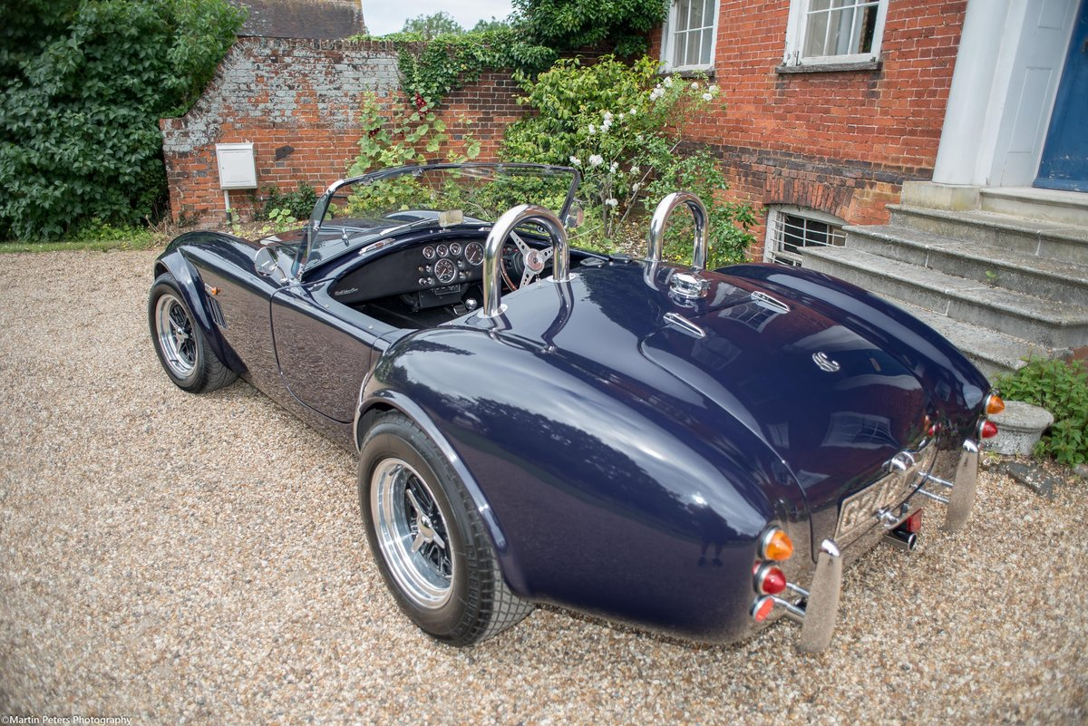 2002 Cobra by Pilgrim Motorsport For Sale (picture 5 of 24)