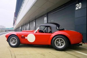 2010 AC COBRA MKII 289 (TOOL ROOM COPY) SOLD