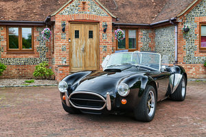 1987 RHD AC Cobra MkIV with competition pedigree For Sale